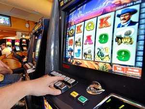 REVEALED: Shocking amount CQ's gamblers feed pokies monthly