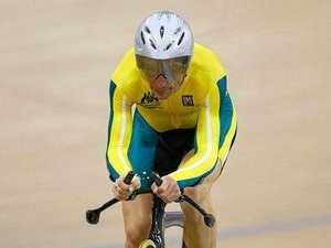 Paralympian comes to town
