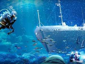 EOI now open for ex-HMAS Tobruk