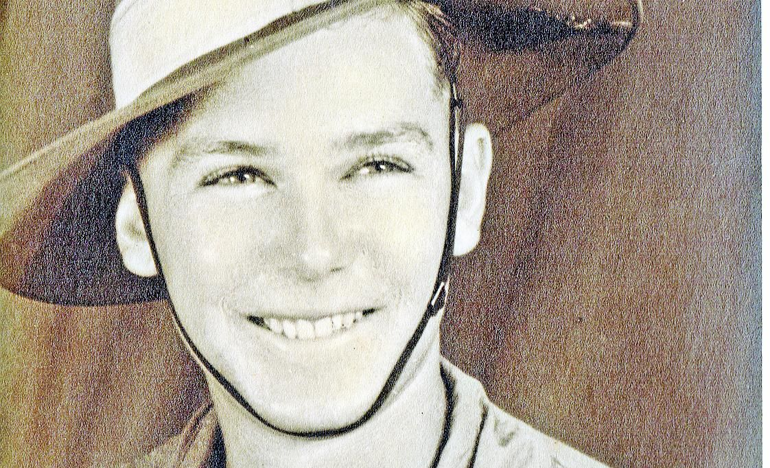 A young Tom McLucas.