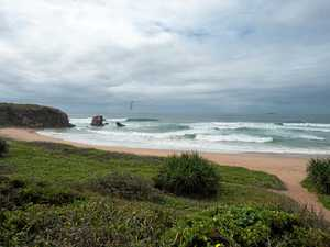 Coffs Coast beach closed due to dangerous surf conditions