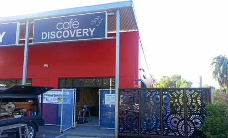 Take a look inside Agnes Waters' newest cafe, Cafe Discovery, owned by Leisa Trickett.   Photo Contributed