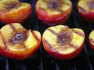 RECIPE: Barbecued Peaches