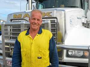 TIME FOR OVERHAUL: Truckie sick of seeing mates die