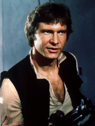 Ford as the original Han.