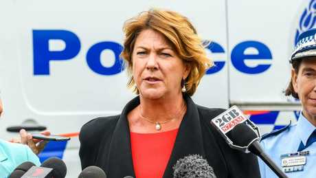 NSW Roads Minister Melinda Pavey said any new technology that can help road safety should be considered. Picture: AAP Image/Brendan Esposito.