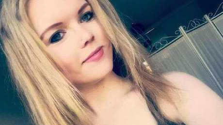 Hannah Ferguson, 19, was killed in a seven-vehicle pileup on the Newell Highway north of Dubbo when a truck ploughed into stationary vehicles. Picture: Facebook