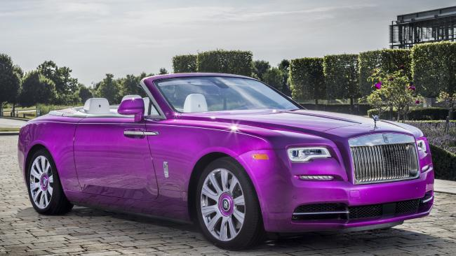 The Rolls-Royce
