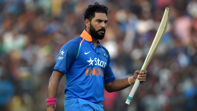 India's Yuvraj Singh would be an improbable coup for the BBL.