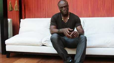 Seal has called out bad behaviour in Hollywood. Picture: Supplied