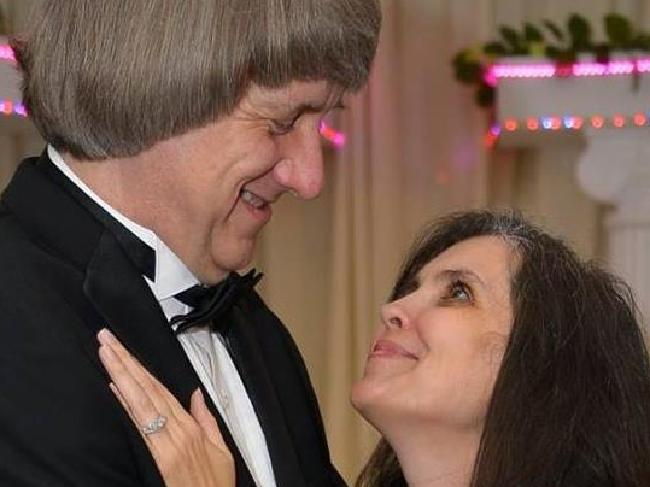 David and Louise Turpin at their last wedding vow renewal in Vegas in 2015.
