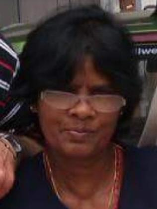 Annapuranee Jenkins has been missing in Malaysia since December 13.