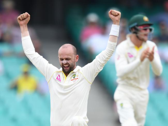 Nathan Lyon took 21 wickets during the Ashes series.