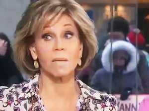 Jane Fonda's brilliant response to facelift jibe