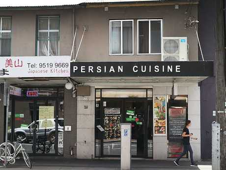 Two bodies were found in a flat above a Persian restaurant on King St, Newtown.