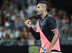 Shock Kyrgios change no one saw coming