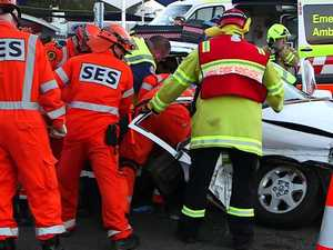 Serious crash highlights dangerous intersection
