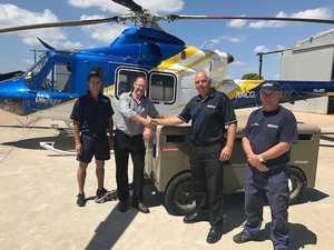Toowoomba business saves LifeFlight thousands of dollars