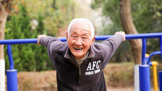 ACTIVELY AGEING: Exercise parks for the elderly are popular in many countries and it's time Australia followed the trend, says exercise psychologist Dr Myrla Sales.
