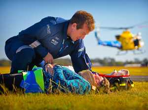 LifeFlight medic's a man on a mission