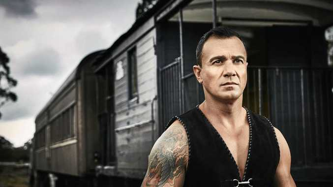 JOURNEY CONTINUES: Shannon Noll will release Unbroken, his first album in seven years, on February 2.