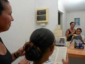 Read a book and get a cheap haircut