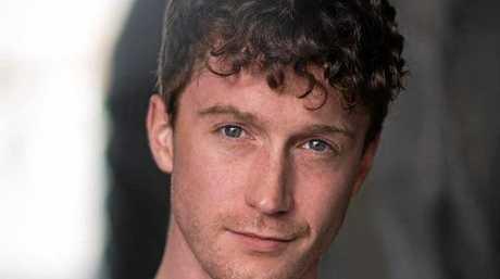 Eli Cooper stars in A Chorus Line.