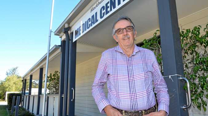 HEALTH NEEDS: Blackbutt Family Medical Centre practice manager Jeff Connor.