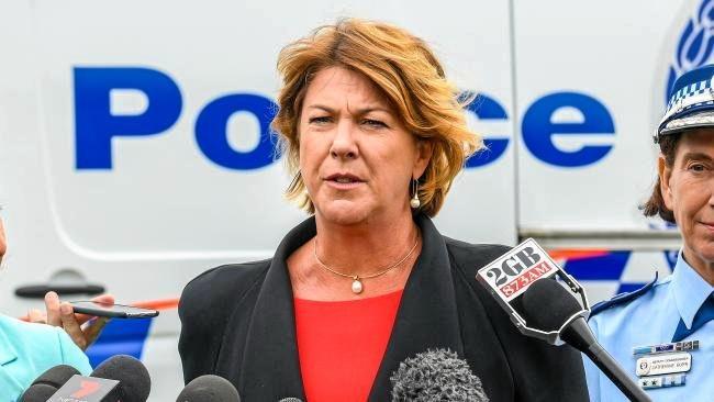 NSW Roads Minister Melinda Pavey