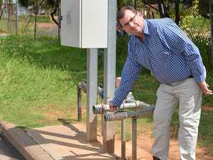 Council sets 50 % water rebate to help communties