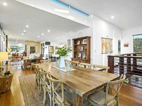 ONE OF A KIND: Stunning images from the property at 1 Rocky Point Road, Lennox Head.