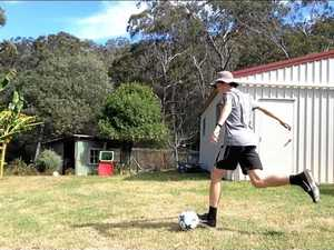 Viral video: Toowoomba teen a global hit with Real Madrid