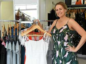 Footy to fashion: Kaufusis' new path to boutique opening