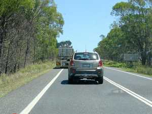 Don't blame the truckies, it is everyone's responsibility