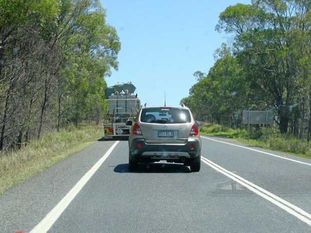 Road safety isn't just up to truckies, it's everyone who uses the road.