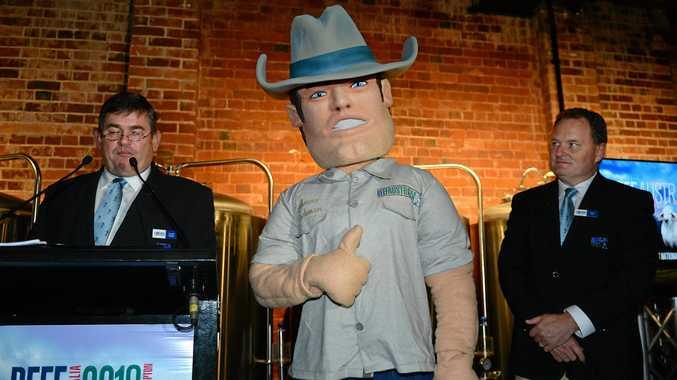 Beef Australia official mascot