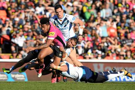 Waqa Blake is expected to play in the trials after recovering from a shoulder injury.