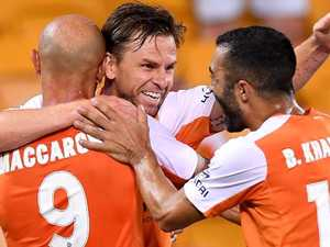 Roar finally find goals to sink Glory