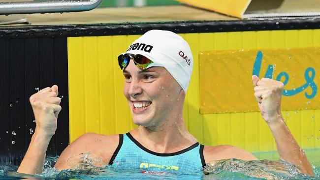 Campbell will miss the Pan Pacs in her period away from swimming
