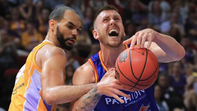 The Sydney Kings defence has let them down heavily this season
