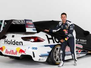 Revealed: Whincup's new Red Bull wheels