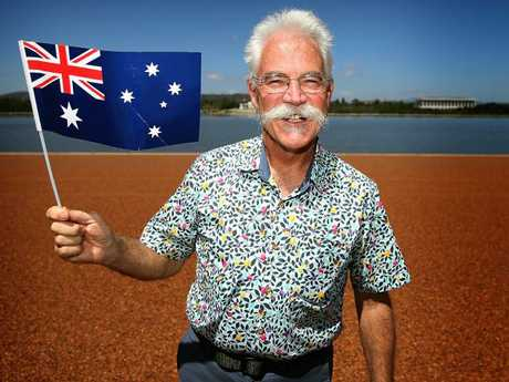 2017 Australian of the Year Emeritus Professor Alan Mackay-Sim. Picture: Kym Smith