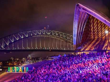 Australia Day Concert 2017 at the Sydney Opera House. Picture: Supplied