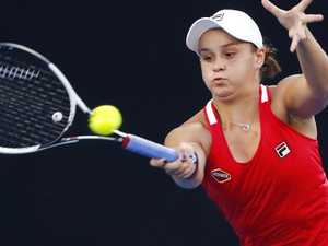 Barty on brink of best slam result