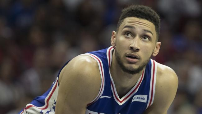 Has Simmons missed his shot at making the 2018 NBA All Star game?