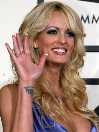 Stormy Daniels in February 2008. Picture: Supplied