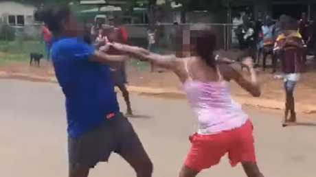 Brutal street fights are boiling over into tribal clashes.