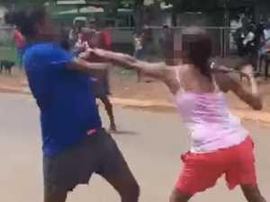 Communities at war in 'fair fight' brawls