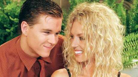 Ryan Kwanten starred as Vinnie on Home and Away for six years. Picture: News Corp Australia