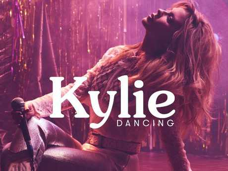 Kylie Minogue's new single Dancing is released on January 19. Pic: BMG